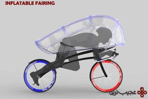 کلاه بدن دوچرخه سواران