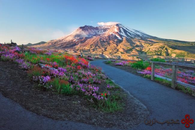 کوه سنت هلنز 1