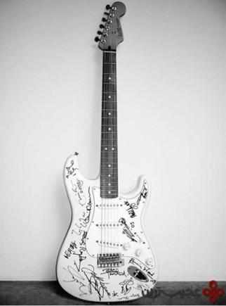 گرانقیمتترین گیتار