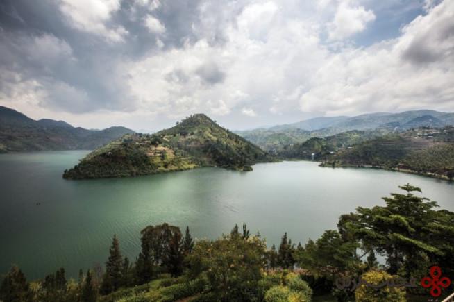1 دریاچه کیوو