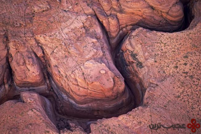 Wider Image: Earthprints: Lake Powell