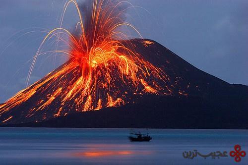 active krakatoa indonesia