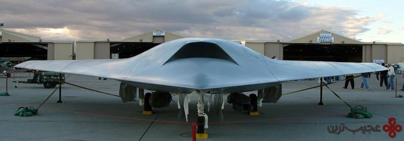 Boeing X-45C