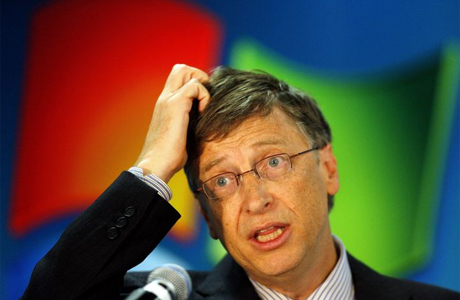 Cover Bill Gates
