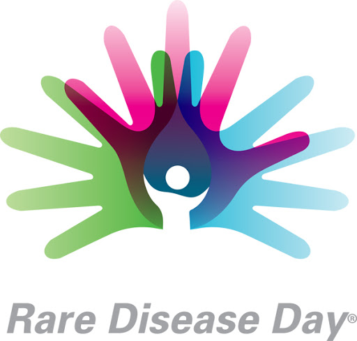 Cover Rare Disease Day Logo