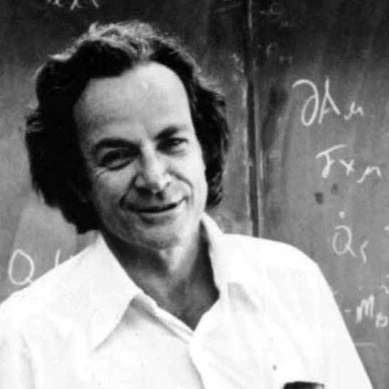 cover richard feynman