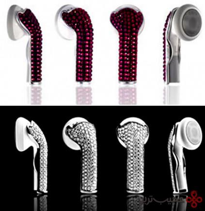diamond earphone