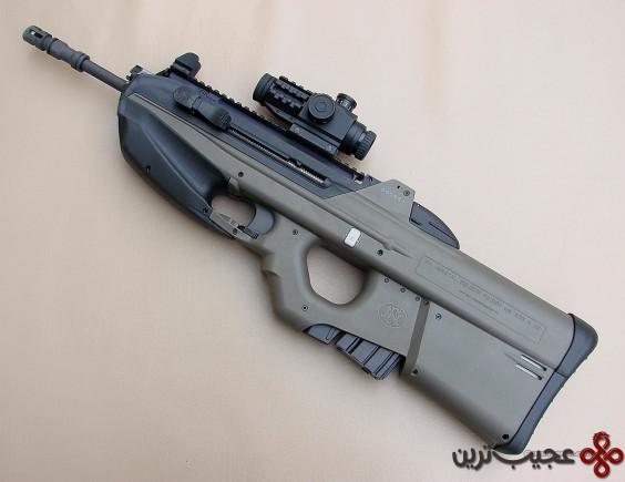 f2000 assault rifle