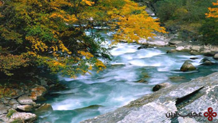 jiuzhaigou river