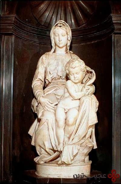 Madonna-of-Bruges