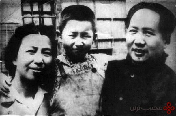 mao jiang qing