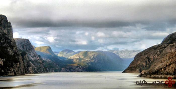 preikestolen fjords