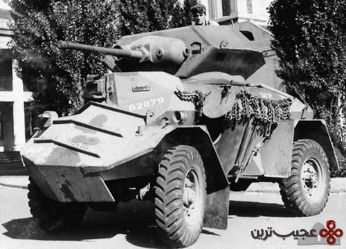 rhino heavy armoured car