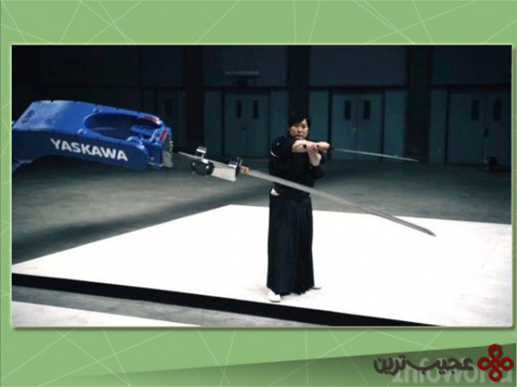 Samurai robot