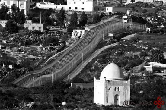 spainmorocco border