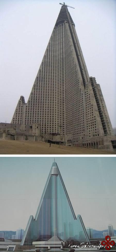 mega structures 4 n korea hotel
