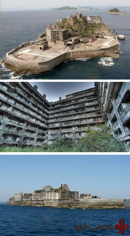 mega structures 6 island japan