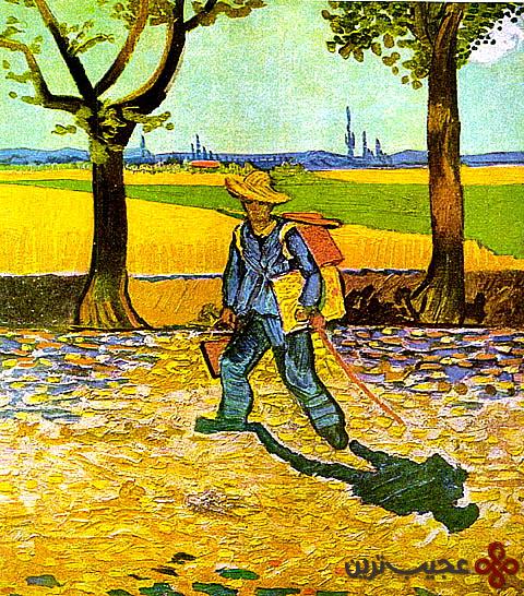 painter-on-the-road-to-tarascon