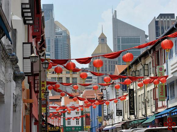 singapore little india neighborhood