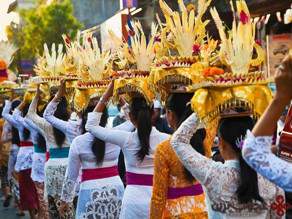 ubud bali ceremony
