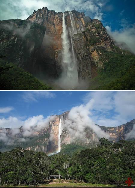 آبشارهای آنجل