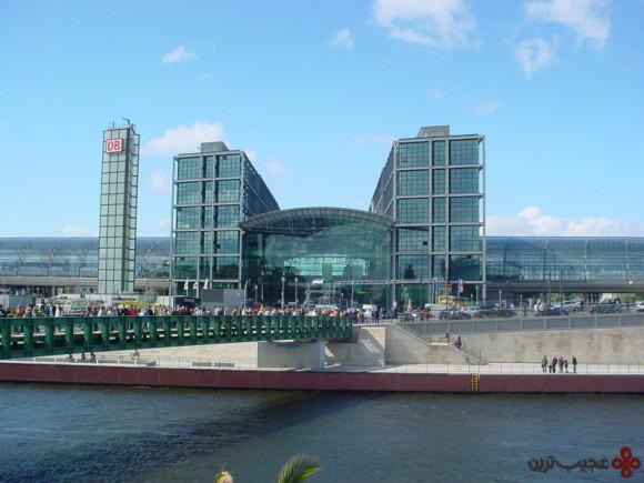 ایستگاه قطار مرکزی برلین