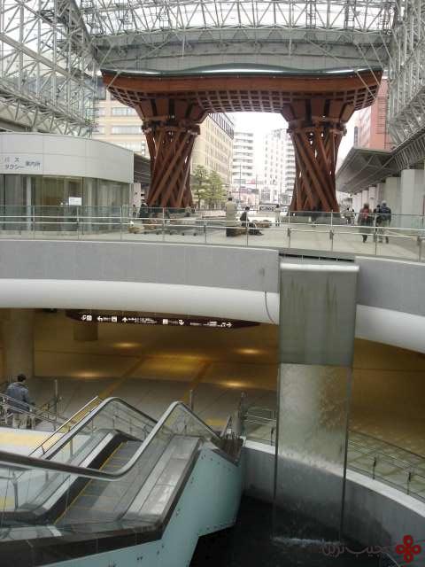 ایستگاه راهآهن کانازاوا