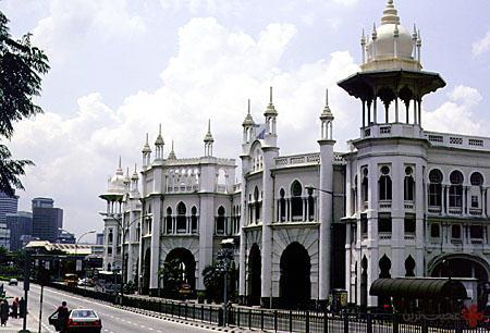 ایستگاه راهآهن کوالالامپور