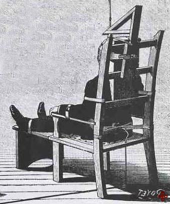 صندلی الکتریکی (2)