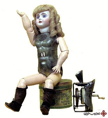 عروسک آوازهخوان