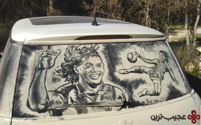 نقاشی ماشین کثیف (13)