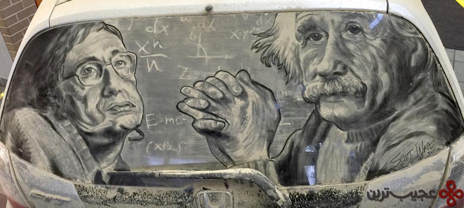 نقاشی ماشین کثیف (15)