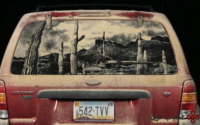 نقاشی ماشین کثیف (7)