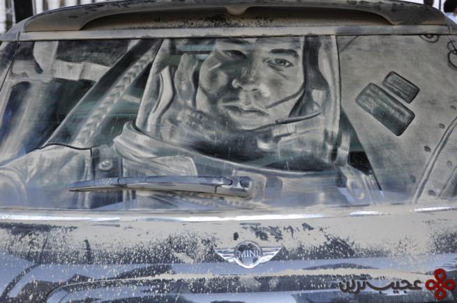 نقاشی ماشین کثیف (9)