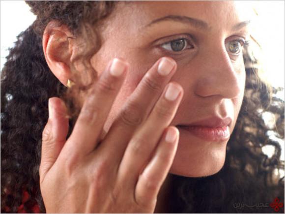 پریدن پلک چشم