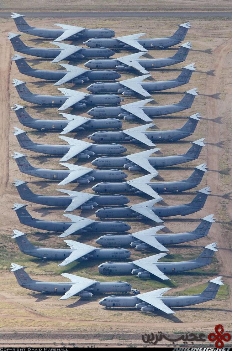 گورستان هواپیما (1)