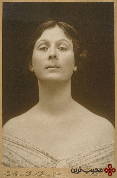 isadora duncan portrait