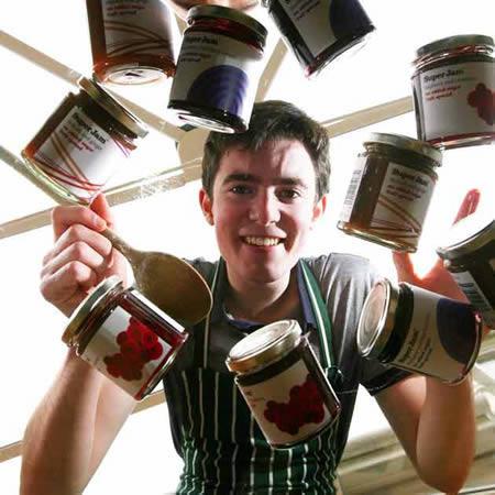 cover jam-maker
