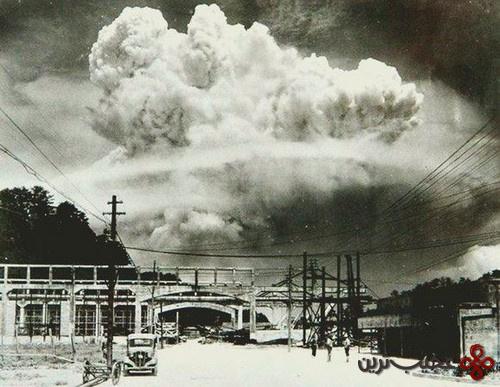 بمب اتمی ناکازاکی