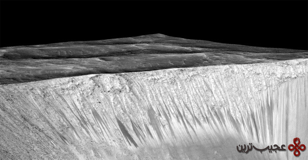 جویبارهای مریخ