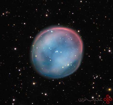 حباب فضایی