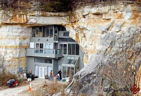 خانه غار