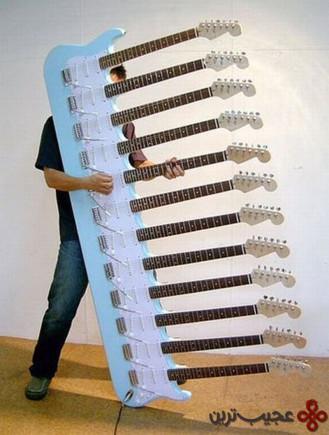 دوازده گیتار