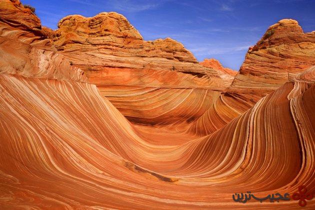 صحرای موج