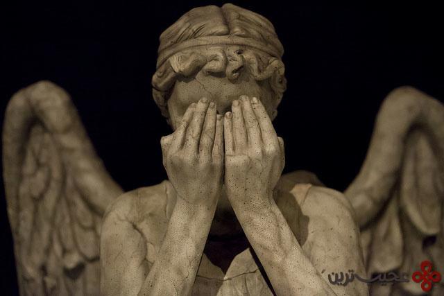 فرشته گریان