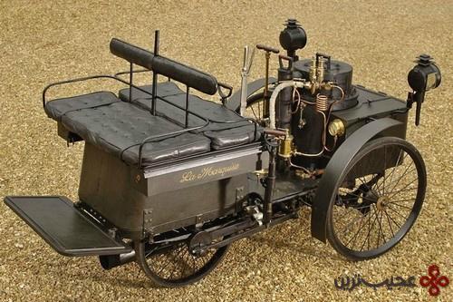 قدیمی ترین خودرو