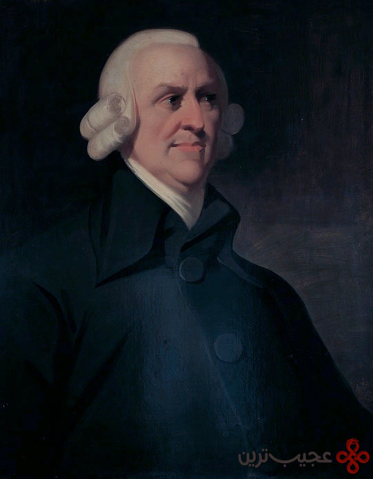 adam smith the muir portrait
