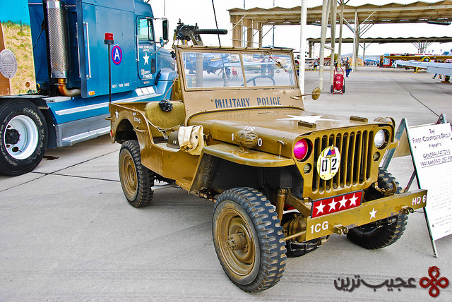 general patton s 1941 bantam jeep peep