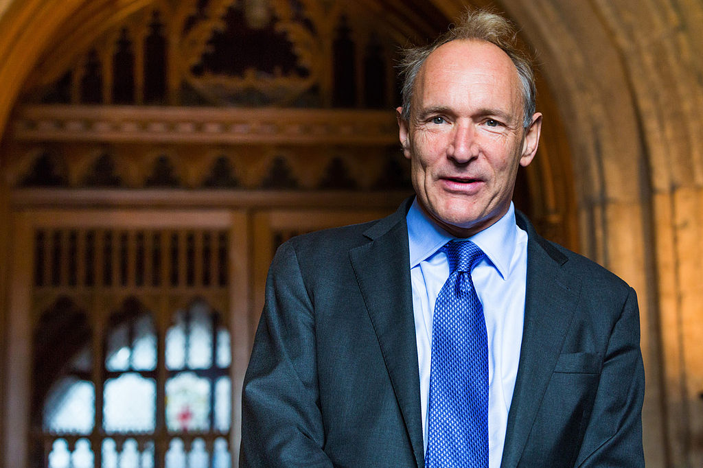 cover sir tim berners lee