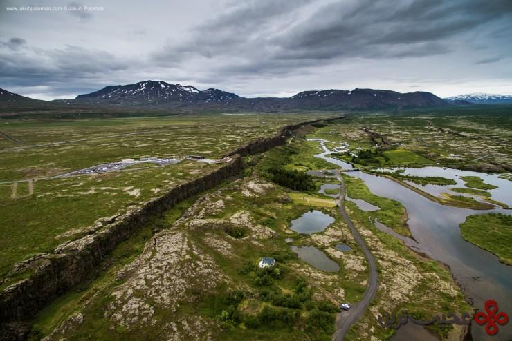 آبدرهی بروفوردور (berufjörður)، ایسلند3